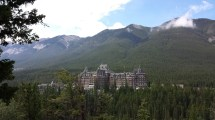 Lake Louise Fairmont Springs Banff