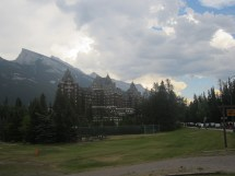 Trip Report Detroit Fairmont Banff Springs - Summer