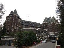The Shining Banff Springs Hotel