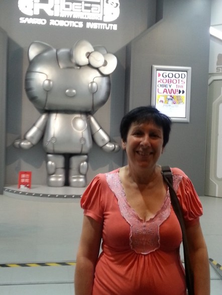 Ruth and the robot