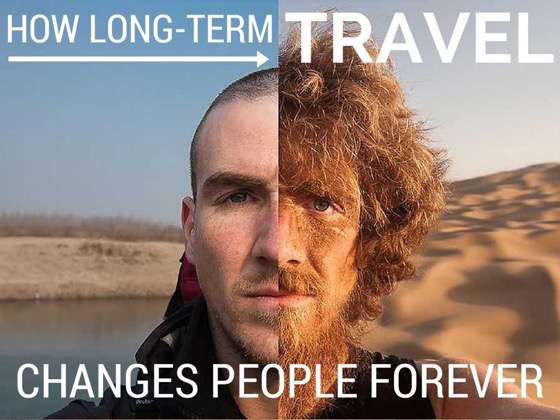 Derek Freal of The Holidaze is all about long term travel