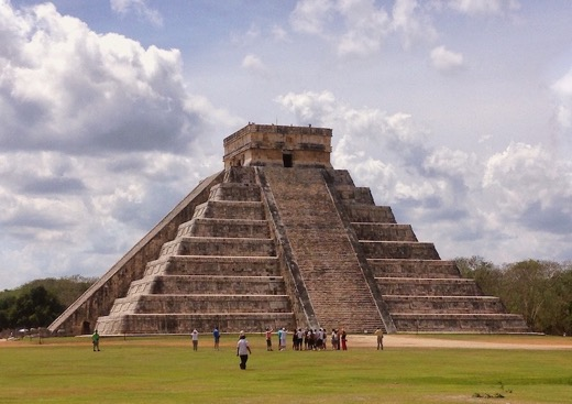 Chichen Itza: the Mayans were bonkers. This is a fact.