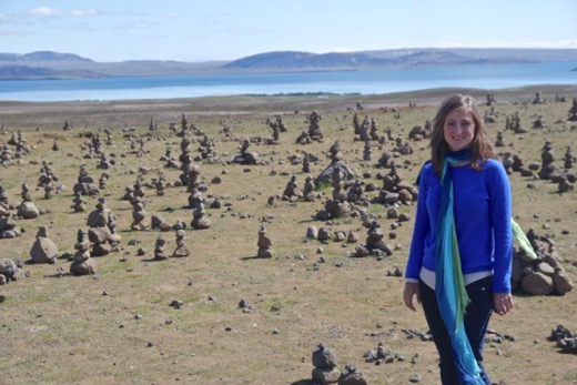 Erika Bisbocci of Erikas Travels in Iceland