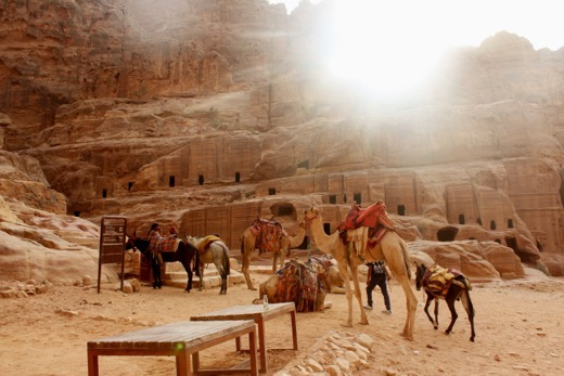 Petra in Jordan with Chasing Sunsets
