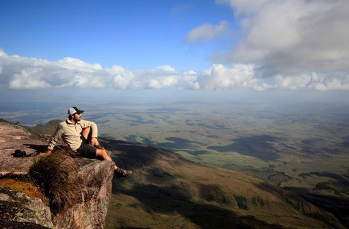 Hiking Mount Roraima Venezuela with Miguel of Travelsauro