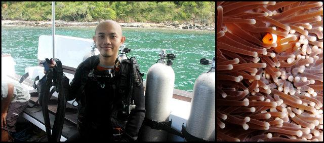 diving in bali indonesia padang bai