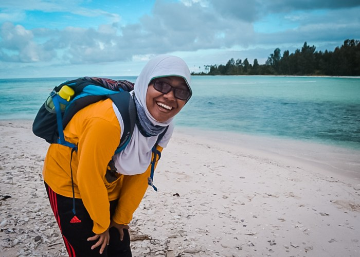 Adlien Travel Bloggers Indonesia