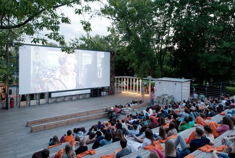 Летний кинотеатр в Нижнем Новгороде: площадки и расписание