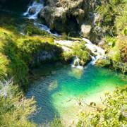 東歐闖蕩 06。十六湖國家公園, 克羅地亞