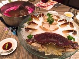 珍寶蟹與玫瑰鍋