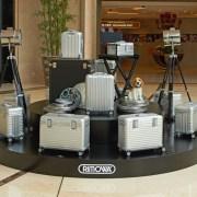 「RIMOWA時光之旅」展覽 及 全新電子行李牌系列到着