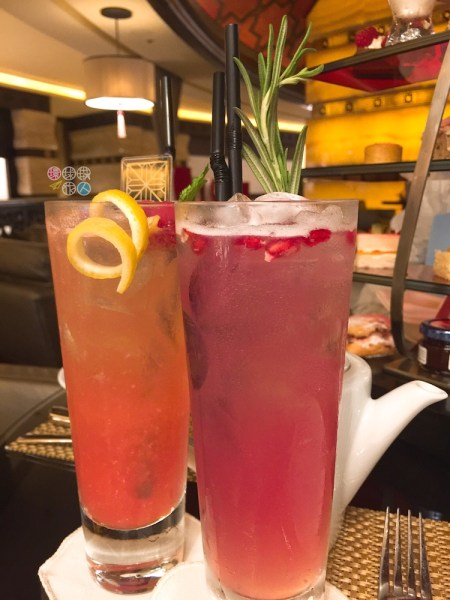 Conrad Pink Inspired 2016 Mocktail & Cocktail