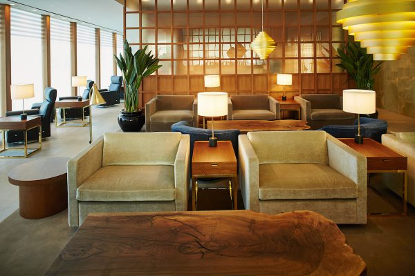 Cathay Pacific Heathrow Lounge Image 2