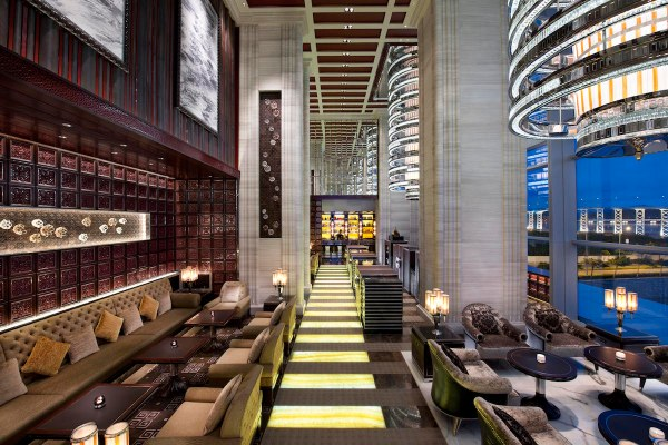 Photo - Mandarin Oriental, Macau - Vida Rica Bar 澳門文華東方酒店御苑酒廊02