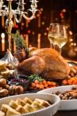 Photo - Mandarin Oriental Traditional Roasted Turkey and Honey-Glazed Gammon Hamy澳門文華東方酒店傳統香烤火雞及蜜糖燻火腿