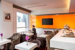 premium lounge meeting