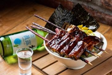 鮮燒海鰻丼(88元)