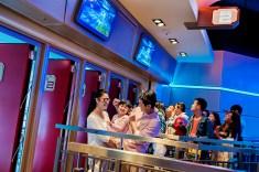 Hong Kong Disneyland_Iron Man Experience_Queue_with model (2)