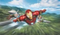 Hong Kong Disneyland_Iron Man Experience_Visual(3)