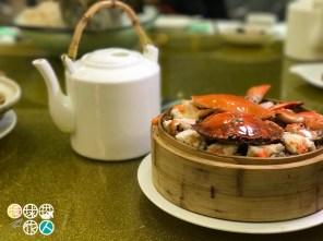 油飯蒸膏蟹