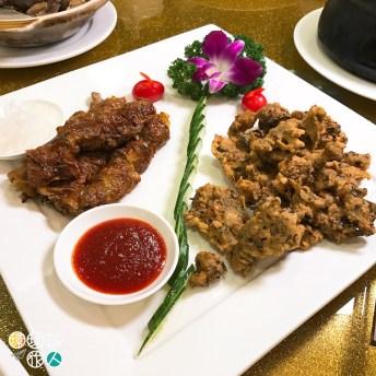 味友五香卷+海酥海蠣炸