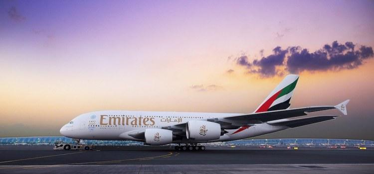 阿聯酋航空機上免費Wi-Fi服務 香港-杜拜航線優惠