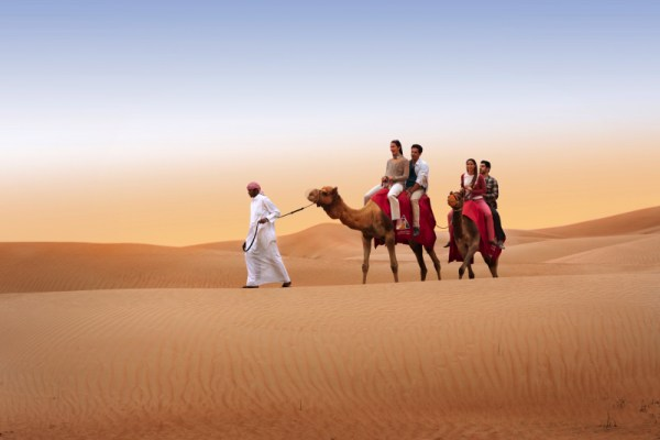 Dessert Safari _ Camel Ride