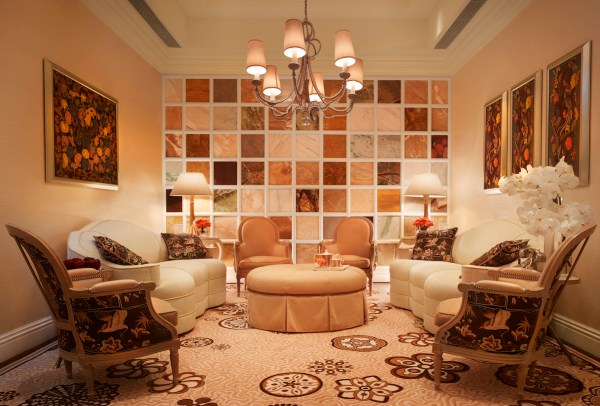 The Spa at Wynn – Relaxation Room by Barbara Kraft