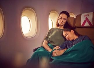 阿提哈德航空 全新超寬經濟艙座椅