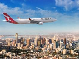 Qantas Airways 澳洲航空 A330