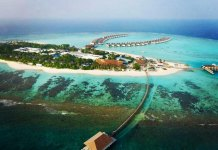 Movenpick Resort Kuredhivaru Maldives - Aerial View
