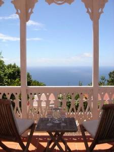 The Flamboyant Cottage Saba