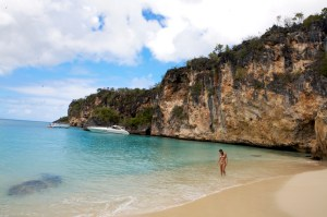 Anguilla: Snorkeling Secluded Little Bay