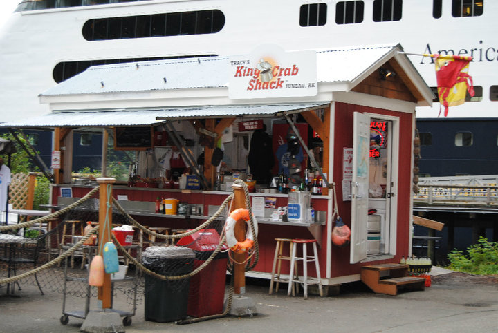 Tracy's King Crab Shack: Best Legs in Town