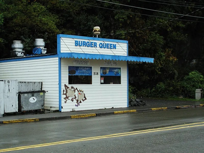 Burger Queen: Best Burgers Ever!