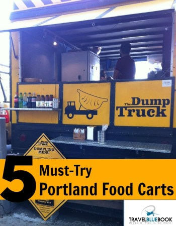 If you love yummy street eats, you'll love Portland. The city is home to hundreds of tasty food carts! Here are 5 Portland food carts you have to try.