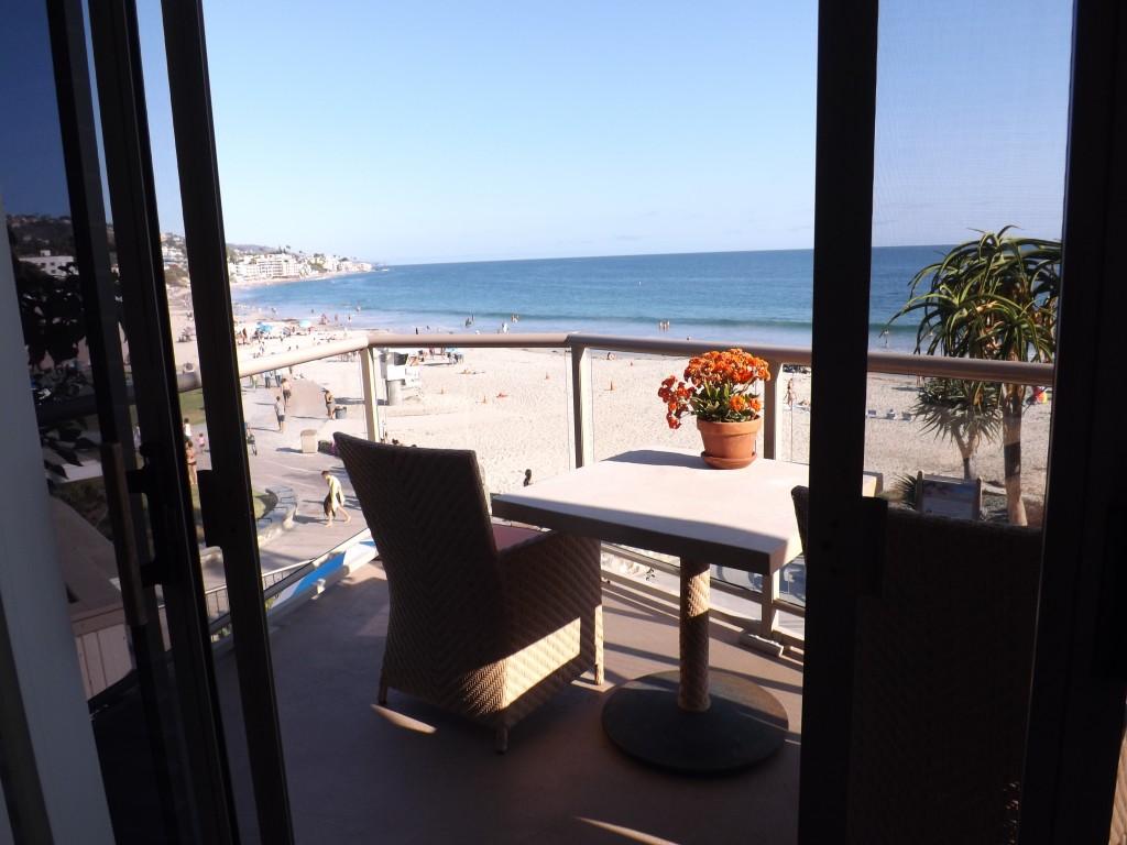 Balcony - Inn at Laguna Beach
