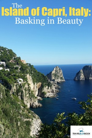 Once a retreat for emperors, the Island of Capri is one of the most beautiful places in the world...and a great day-trip for travelers of all stripes!