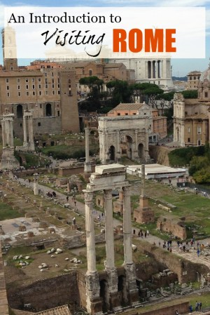 "Ancient history, spectacular scenery, and fantastic food - Rome has it all. Read our ""Introduction to Visiting Rome"" to start planning your trip today!"