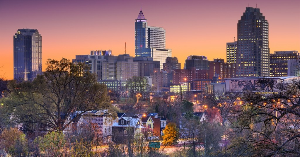 Things to See in Raleigh, NC
