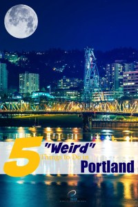"With its unofficial slogan of ""Keep Portland Weird,"" it's hard not to love Portland. Here are 5 of the best things to do in Portland!"