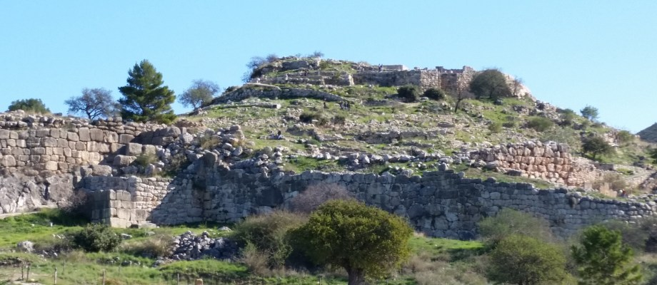 Our Visit to Mycenae: The Fortress City of Agamemnon