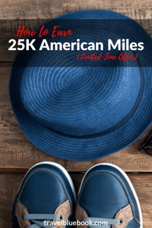 Do you love points and miles? Learn how to earn up to 25,000 American Airlines AAdvantage Miles with this limited time offering!