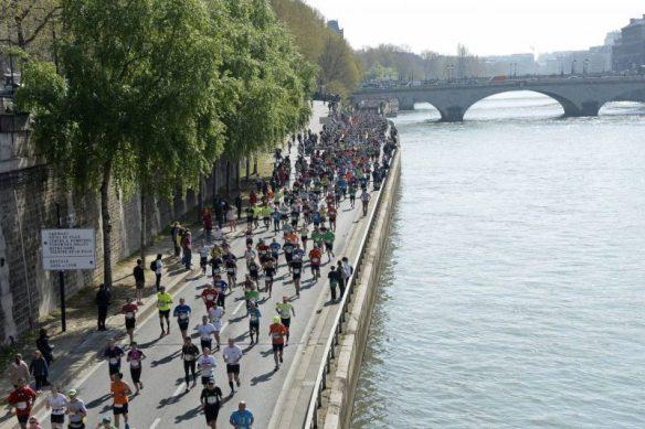 Photo courtesy of Paris Marathon