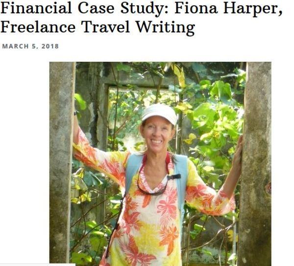 Professional Hobo   Fiona Harper travel writer