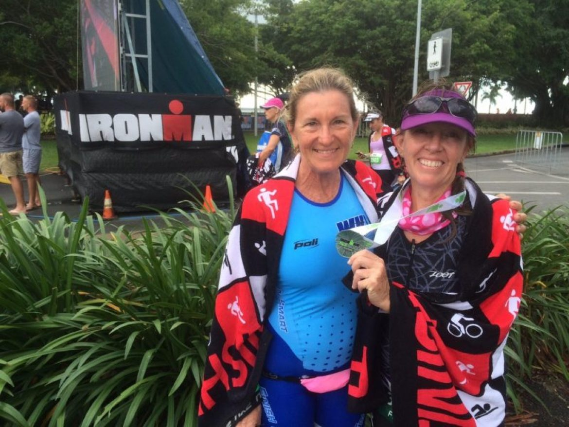 Fiona Harper travel writer Cairns Ironman 70.3