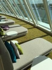 Mein Schiff 4 Entdeckertag - Himmel & Meer Lounge