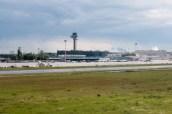Düsseldorfer Flughafen - Tower