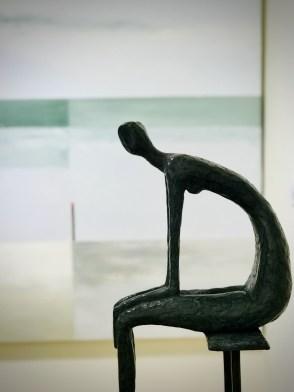 Kunstwerken van Tom Beijl en Margreet Halma.
