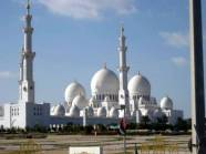 The Grandest of Mosques.